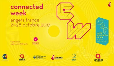 Paranocta participe a la connected week Angers 2017
