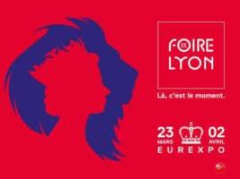 Paranocta s'expose à la Foire de Lyon du 23 mars au 02 avril 2018