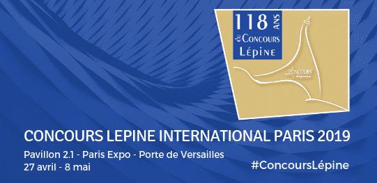 PARANOCTA au Concours LEPINE 2019