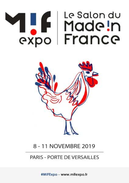 ParaNocta au salon Made In France Paris 2019