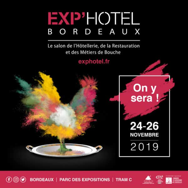 ParaNocta à Exphotel Bordeaux 2019