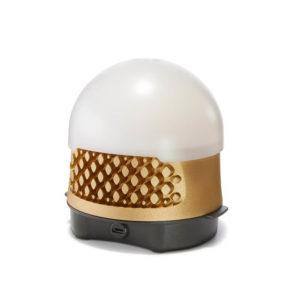lampe sans fil design connectée Bulbee