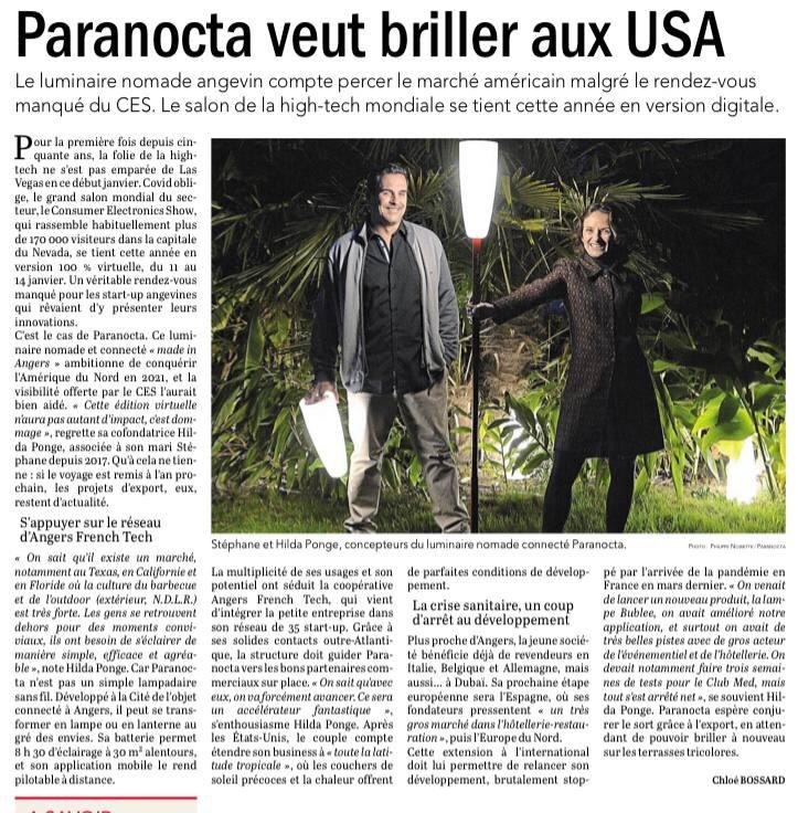 PARANOCTA rejoint la French Tech